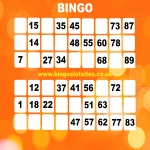 Free Bingo Signup Welcome Offer in Annochie 6