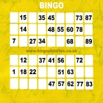 Free Bingo Signup Welcome Offer in Bancffosfelen 12