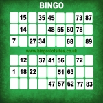 Free Bingo Signup Welcome Offer in Allanaquoich 5