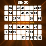 Free Bingo Signup Welcome Offer in Suspension Bridge 8