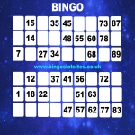 Free Bingo Signup Welcome Offer in Andoversford 10