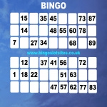 Free Bingo Signup Welcome Offer in Allington Bar 12