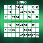 Free Bingo Signup Welcome Offer in Back Rogerton 11