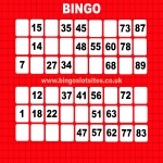 Free Bingo Signup Welcome Offer in Allington Bar 7