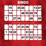 Free Bingo Signup Welcome Offer in Ashford Carbonell 4